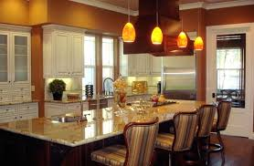 Hanging Light Kitchen With 55 Beautiful Pendant Lights For Your Island And  4 Luma An Orange Hue Complement The Rest Of On Category 600x393 Lighting ...