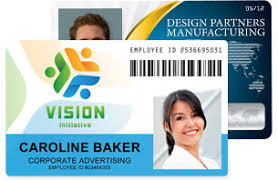 employee badges online id card template gallery id card design resources learning center