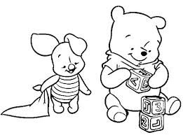 Coloring Ba Winnie The Pooh Ba Winnie The Pooh Coloring Page 14680