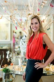 kendra scott is an austin based jewelry designer who is gaining a national and international