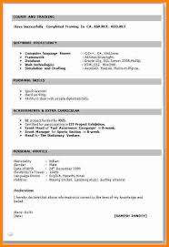 Free Resume Formats For Word | Resume Format And Resume Maker