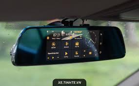 Trên tay Vietmap iDVR P1 - camera hành trình kiêm hệ thống giám sát từ xa,  nhiều tính năng giải trí