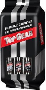 <b>Салфетки</b> влажные <b>набор</b> для автомобиля <b>Top Gear</b> №30 ...
