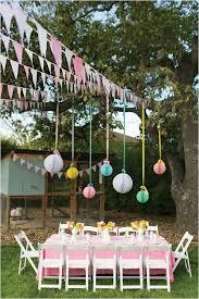 Garden Dinner Party Decorations Elegant 10 Kids Backyard Party Ideas