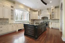 Antique Black Kitchen Cabinets Interesting Inspiration Ideas