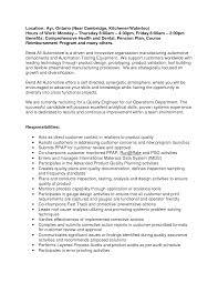 Sample Resume For Quality Engineer In Automobile Qa Engineer Resume Resume Badak 2