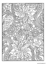 Small Picture adult pretty patterns plant Coloring pages Printable