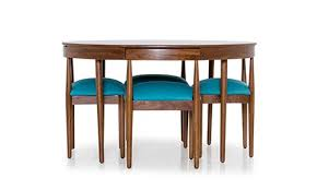mid century modern dining table. Quick Ship + View · Toscano Dining Set Mid Century Modern Table