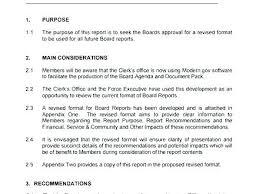 Board Report Template Word Board Reports Template Woodnartstudio Co