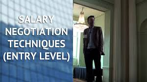 salary negotiation techniques for entry level marketers salary negotiation techniques for entry level marketers