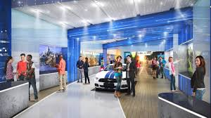 Ford to Open New 'Smart Mobility' Office in Former London Olympics ...