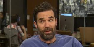 Rob Delaney Describes His Specially Made Modesty Pouch For Sex.
