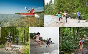 outdoor activities collage. Brilliant Outdoor Collage Of Activities Inside Outdoor Activities E