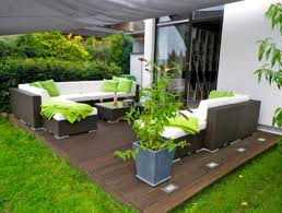 Awesome Idee Deco Salon De Jardin Pictures Amazing House Design