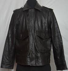 cmm canada men s map printed liner type a2 flight thick leather jacket