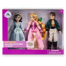 Set búp bê công chúa tóc mây Disney USA – Tipi.vn
