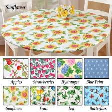 fitted elastic table cover