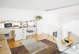 mezzanine furniture. Mezzanine Apartment In Edinburgh\u0027s West End Scandinavian-home-office-and-library Furniture