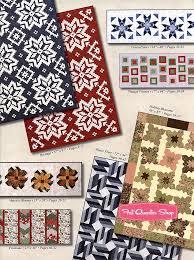 Winterlude Quilt Book Antler Quilt Design #AQD-0408 | Fat Quarter Shop & Additional Images: Adamdwight.com