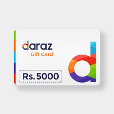 Buy Daraz Gift Cards Online at Best Prices in Srilanka | Get Your Gift ...