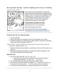 Book Review Hints 1 By Sbts Writing Center Issuu