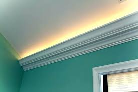 how to install cove lighting. Cove Molding Lighting How To Install