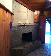 stone fireplace remodel stone veneer over brick fireplace stone fireplace remodel fireplace remodel brick fireplace makeovers