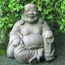 buddha garden statue. Interesting Garden Sitting Buddha Garden Statue In