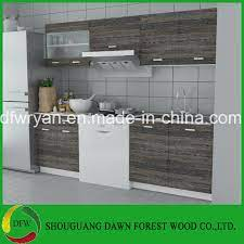 Waterborne uv finishes are the best quality for creating the most durable cabinetry. China Wenge Finish Kitchen Cabinet Unit Mini Design Modern Cupboards Doors Kitchen Cabinet China Kitchen Cabinet Wooden Kitchen Cabinet