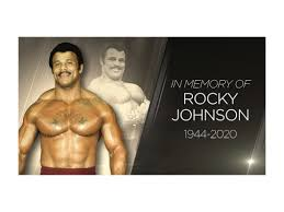 Wrestling World Mourns Death Of 'Soulman' Rocky Johnson ...