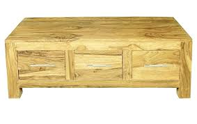 Free shipping on orders over $35. Mango Cube 3 Drawer Coffee Table