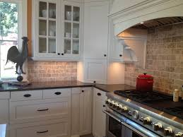 Full Size of Tiles Backsplash Prepossessing Faux Brick Tile Kitchen Red  Subway Silver Cabinet Knobs Las ...