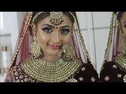 punjabi bridal makeup video waaliyan