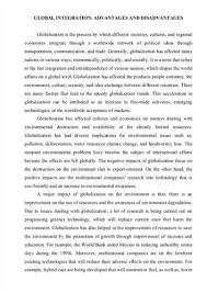 essay about globalisation okl mindsprout co essay about globalisation