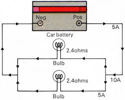 the electrical system how it works car lighting circuit diagram