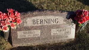 Albert Berning (1918-1998) - Find A Grave Memorial