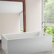 andrea sculpted freestanding tub