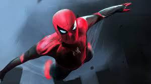 Spider Man Far From Home Spider Man ...