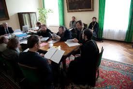 На кафедре богословия прошла предзащита кандидатских и  На кафедре богословия прошла предзащита кандидатских и магистерских диссертаций