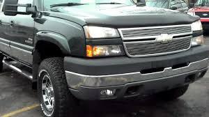 All Chevy chevy 2005 : 2005 Chevrolet Silverado 2500HD, Crew cab 4dr, 4x4, 6.6 liter ...