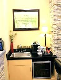 office coffee bar. Office Coffee Stations. Bar Furniture Built In Kitchen Station Stations For Microwave And