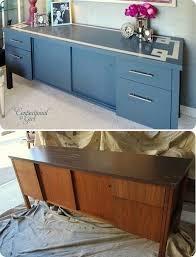 diy furniture makeover full tutorial. DIY - Credenza Redo Full Step-by-Step Tutorial With \ Diy Furniture Makeover