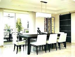 dining room chandelier height fair design chandeliers above table standard