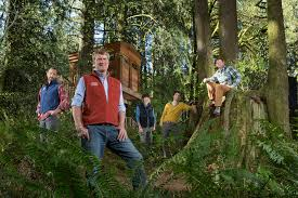 pete nelson s tree houses. Treehouse Masters Pete And Christopher On DMAX! Nelson S Tree Houses