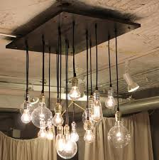 attractive hanging bulb chandelier teapot lamp industrial colorful chandeliers modern