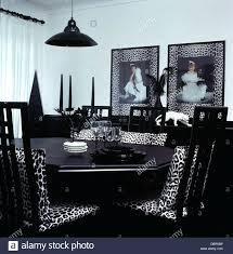 animal print living room set top list zebra print dining room chair covers com leopard print
