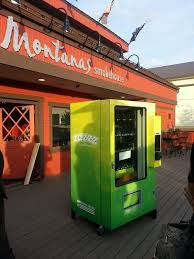 Zazzz Vending Machine Amazing Marijuana Vending Machine Makes Debut In Colorado Colorado Springs