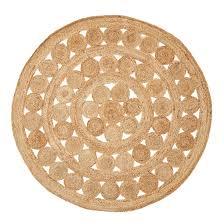 <b>Ковер</b> круглый из <b>джута</b>, aftas натуральный <b>La Redoute</b> Interieurs ...