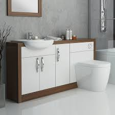 black and white bathroom furniture. Lucido Fitted Bathroom Furniture At City Black And White E