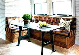 booth dining table sets